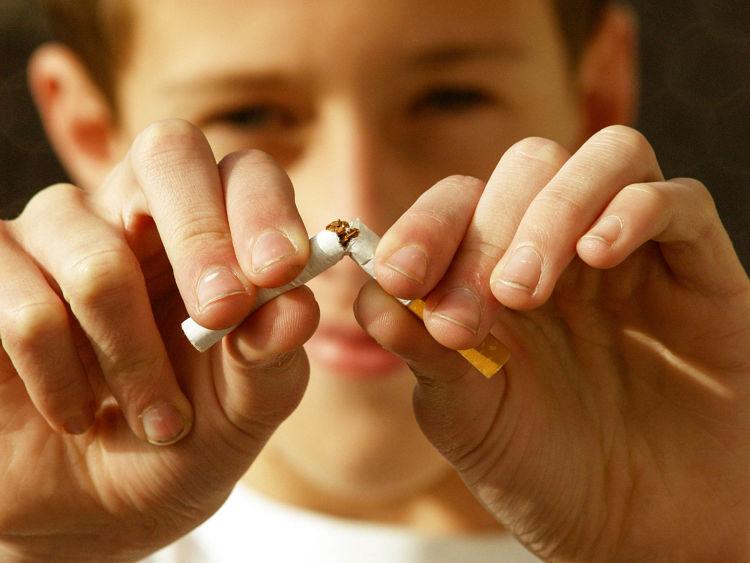 Mit CBD Öl mit dem Rauchen aufhören