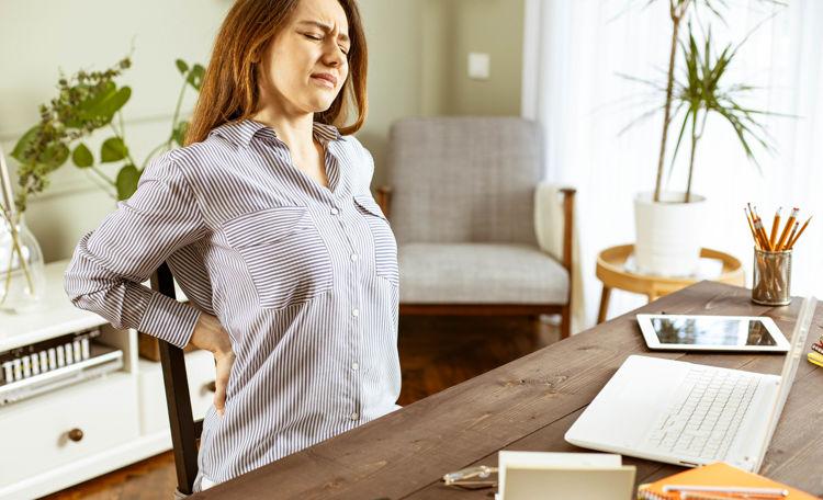 Wirkung von CBD Öl bei Rückenschmerzen