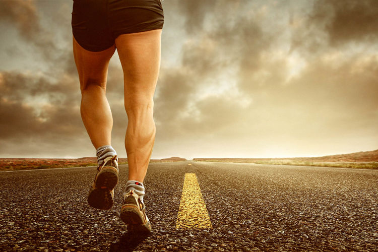 CBD Öl für Sportverletzungen und zur Regeneration nach dem Sport